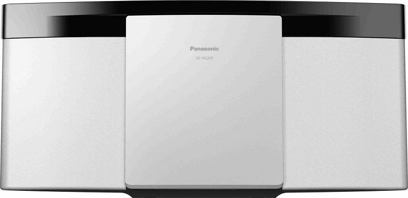 Panasonic SC-HC200 bílý