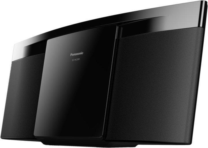 Panasonic SC-HC200 černý