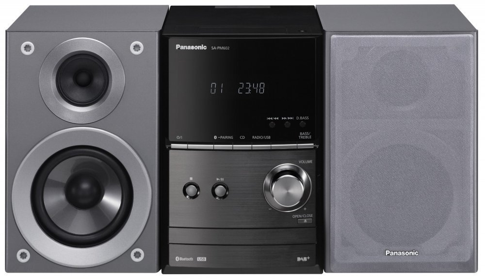Panasonic SC-PM602EG-S