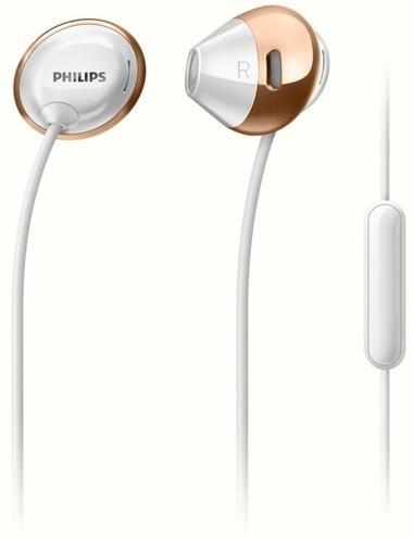 Philips SHE4205WT/00 bílá
