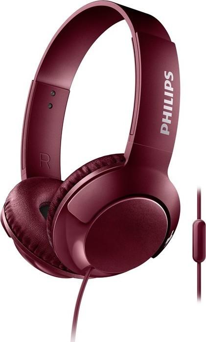 Philips SHL3075RD/00 červená