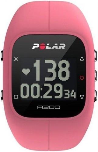 Polar A300 HR růžový