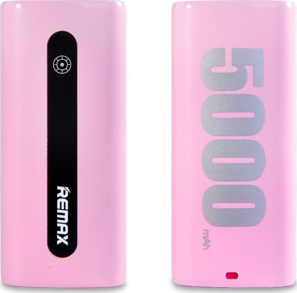 REMAX Power Bank Proda E5 5000mAh Růžová