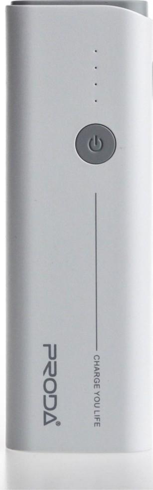 REMAX Proda PowerBank 10000 mAh Bílá