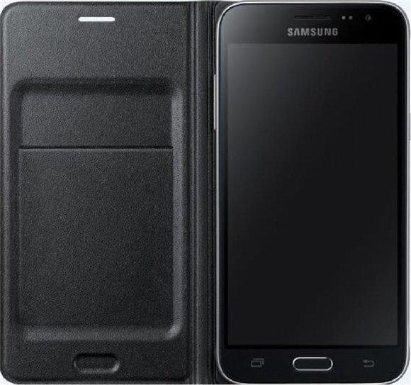 Samsung EF WJ320PB Flip J320 Black