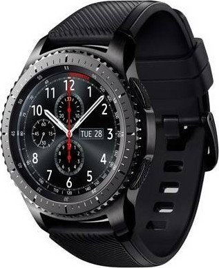 Samsung Gear S3 Frontier R760 Dark Grey