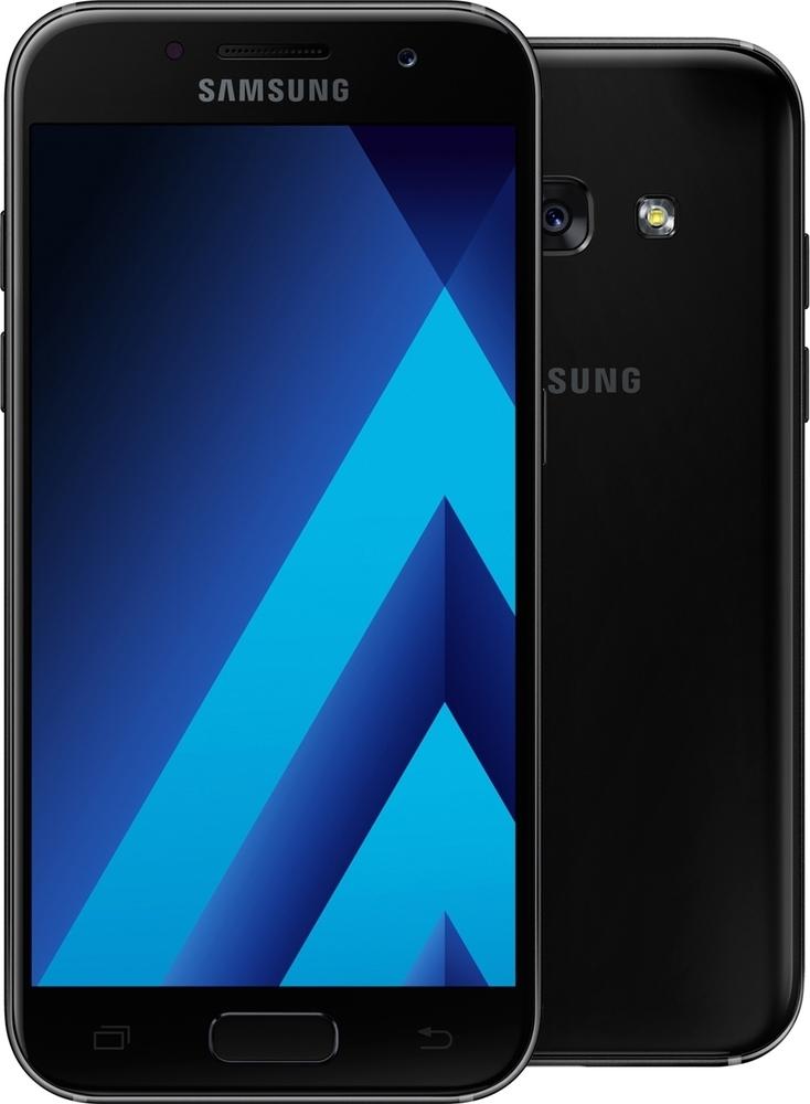 Samsung SM A320F Galaxy A3 2017 Black