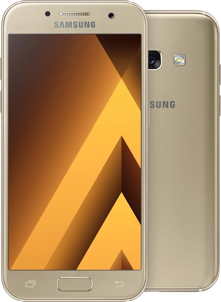 Samsung SM A320F Galaxy A3 2017 Gold