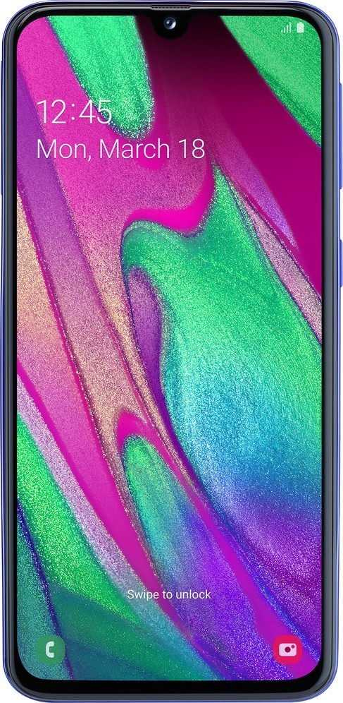 Samsung SM A405 Galaxy A40 Blue