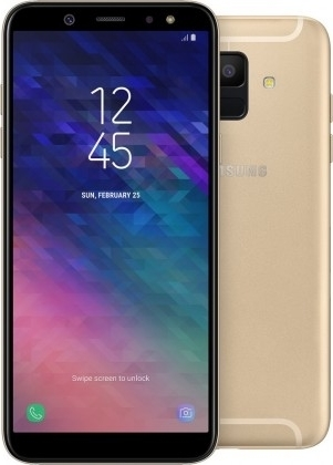 Samsung SM A600 Galaxy A6 Gold
