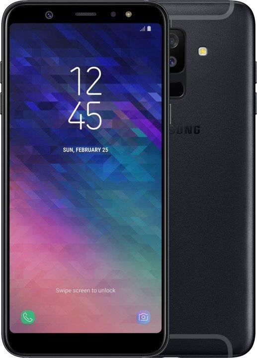 Samsung SM A605 Galaxy A6+ Black
