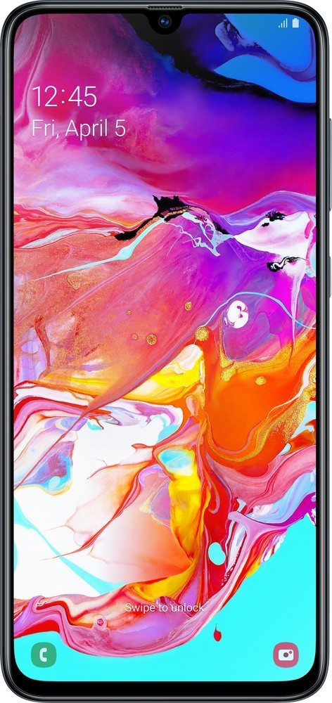 Samsung SM A705 Galaxy A70 128GB Black