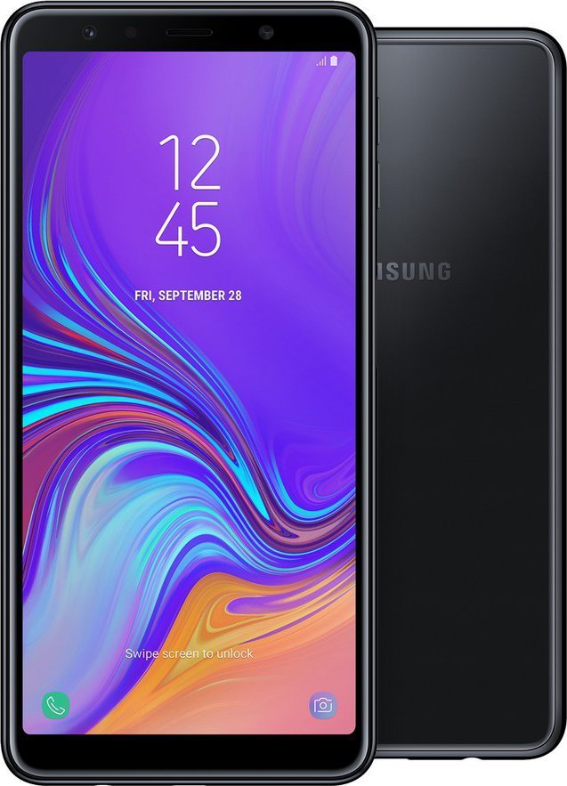 Samsung SM A750 Galaxy A7 Black