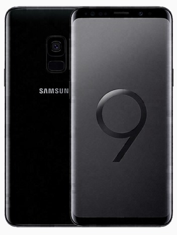 Samsung SM G960 Galaxy S9 64GB Black