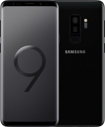 Samsung SM G965 Galaxy S9+ 64GB Black