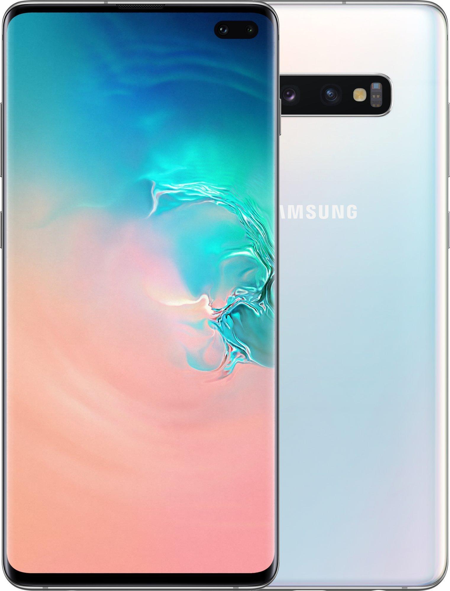 Samsung SM G975 Galaxy S10+ 128GB White