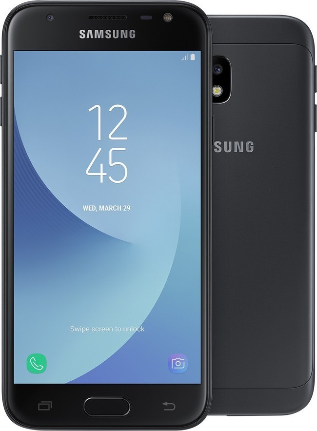 Samsung SM J330 Galaxy J3 2017 Duos Black