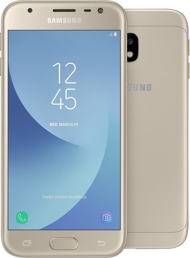 Samsung SM J330 Galaxy J3 2017 Duos Gold
