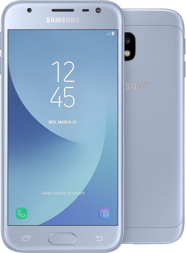 Samsung SM J330 Galaxy J3 2017 Duos Silver