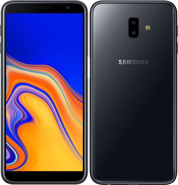 Samsung SM J610 Galaxy J6+ Black