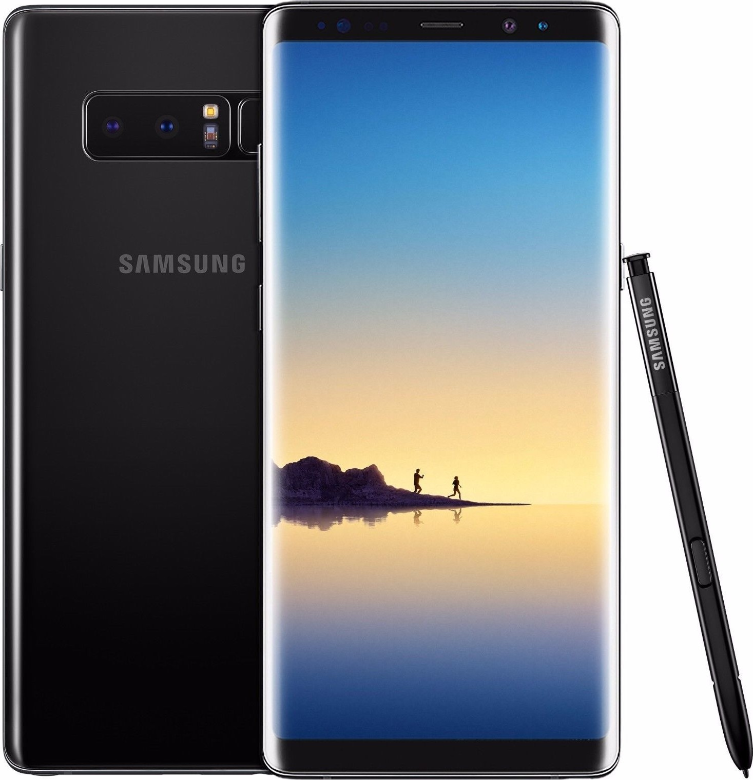 Samsung SM N950 Galaxy Note 8 Black