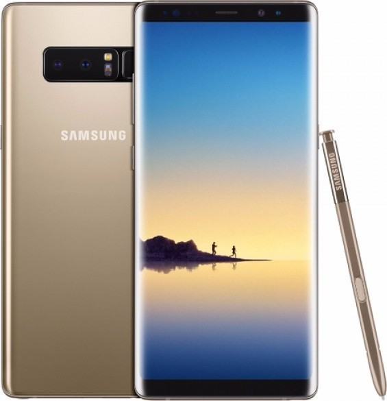 Samsung SM N950 Galaxy Note 8 Gold