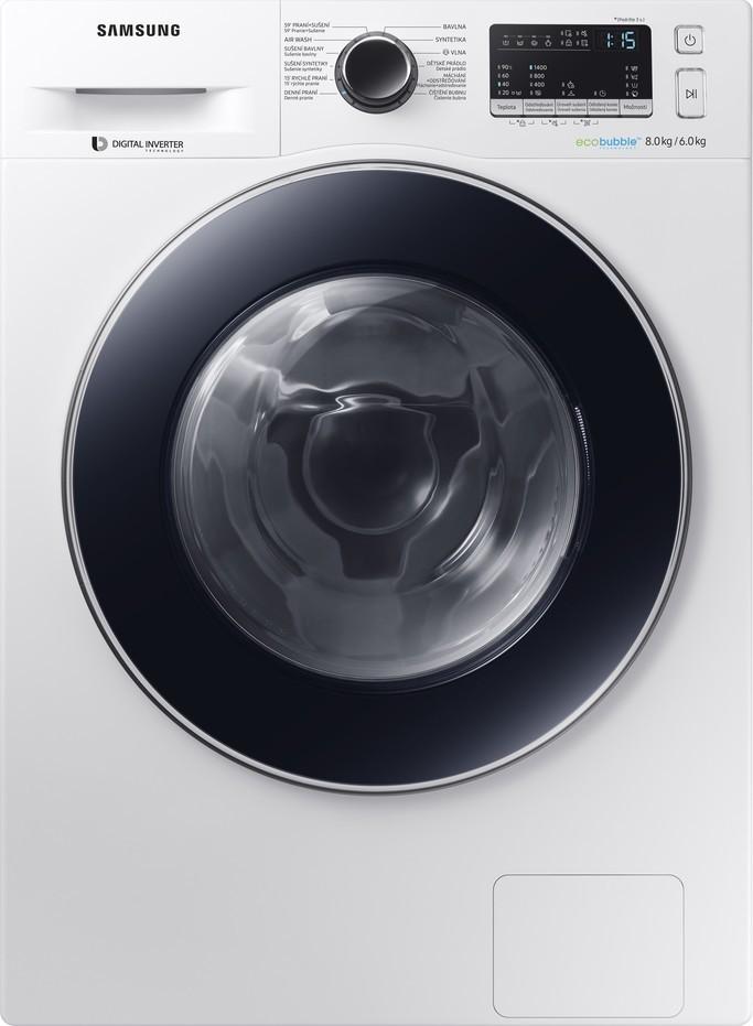 Samsung WD 80M4A43JW + 10 let záruka na motor