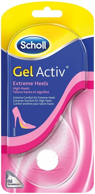 Scholl GelActiv vysoké podpatky