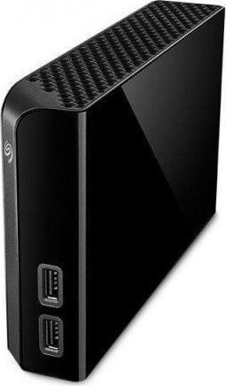 Seagate Backup Plus Hub 6TB Black