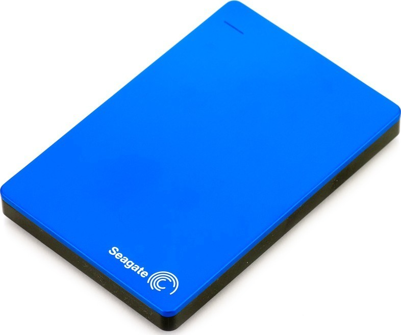 Seagate Backup Plus Portable 1TB Blue