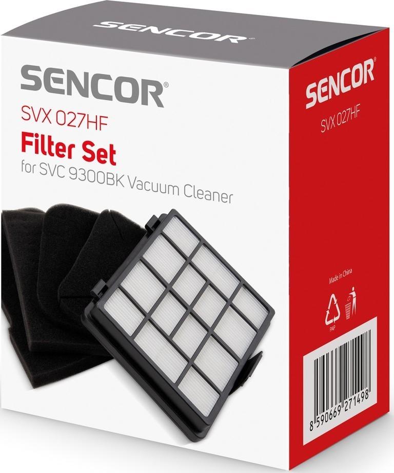 Sencor SVX 027HF sada filtrů SVC 9300BK