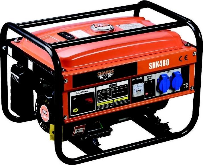 Sharks SHK480 SH 2580-PT