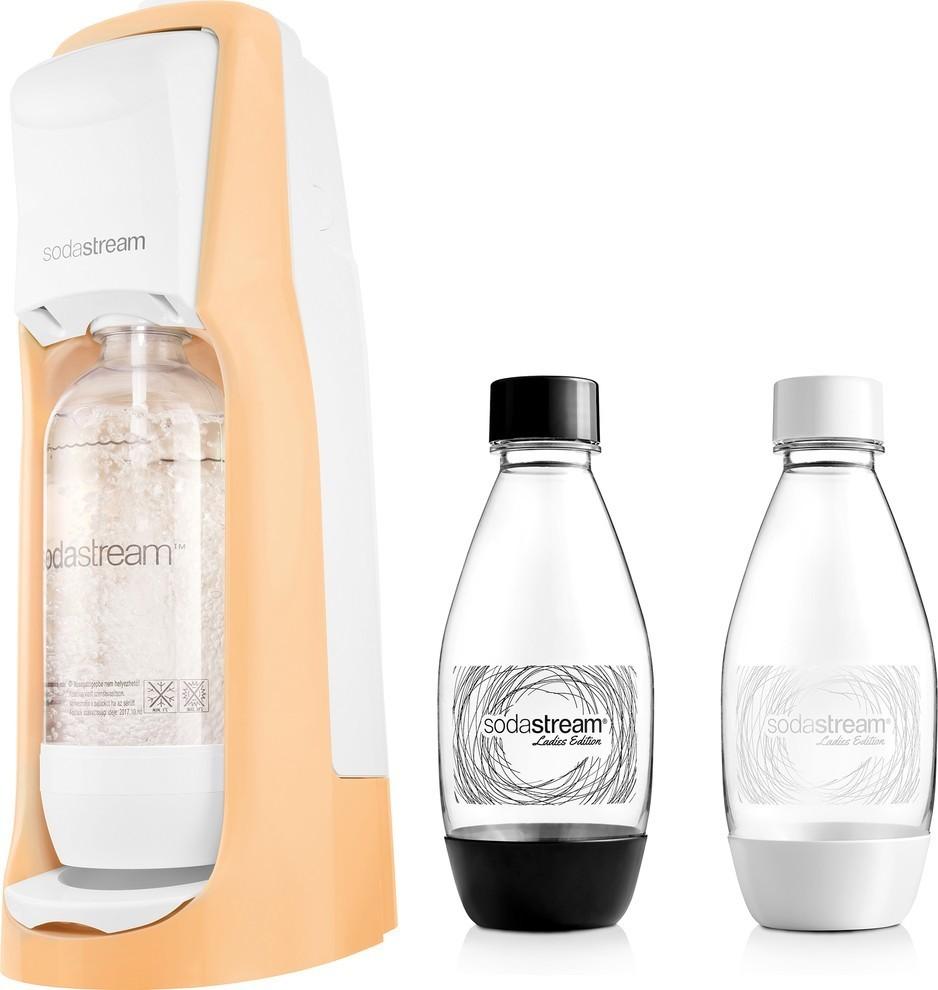 SodaStream Jet OR + dámské lahve