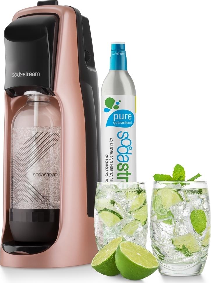 SodaStream Jet Premium růžový