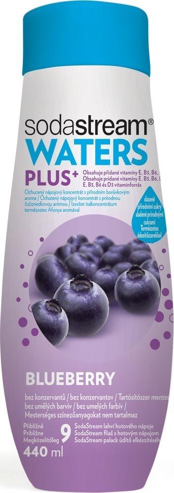 SodaStream Plus Borůvka (Vitamín) 440 ml