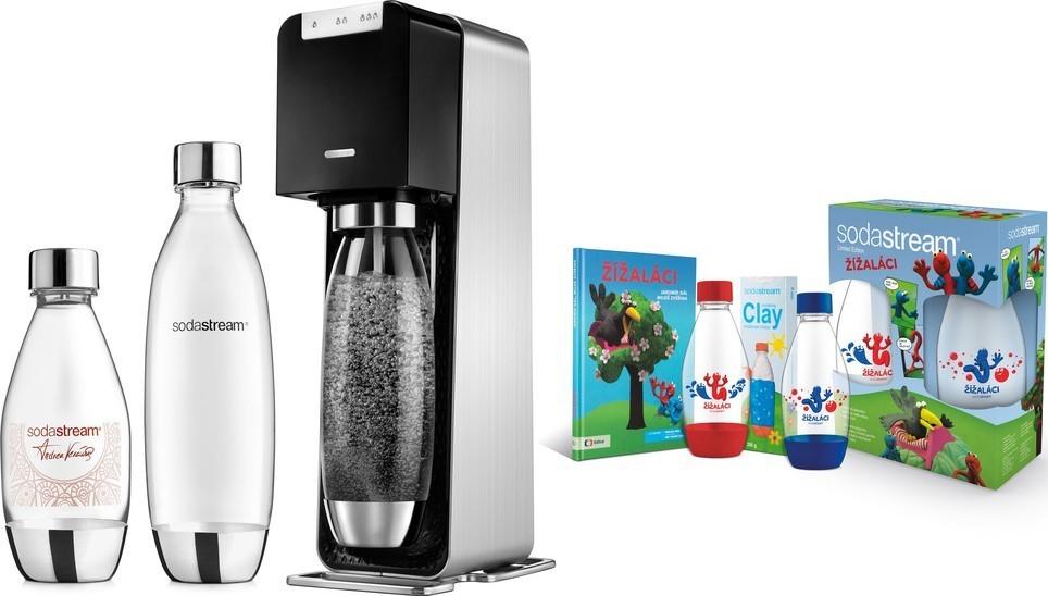 SodaStream Premium Power výrobník
