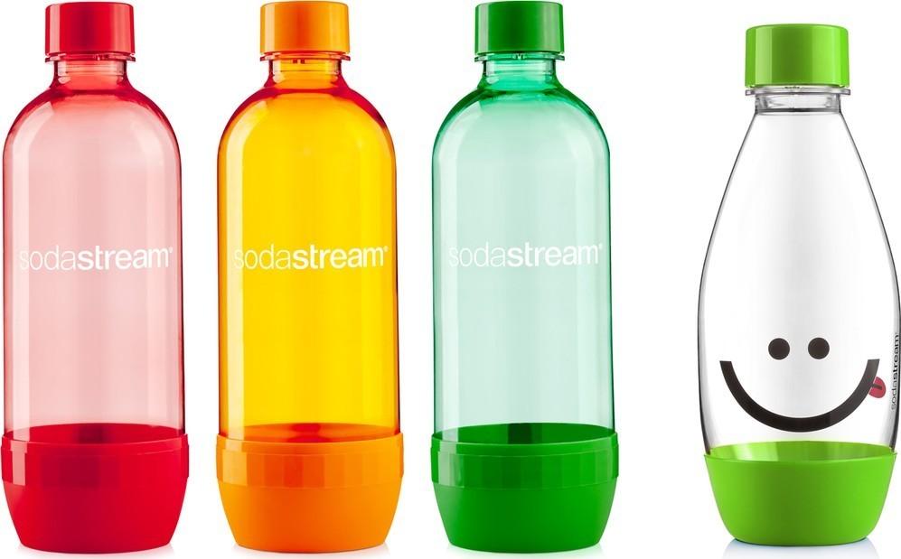 SodaStream sada Lahev ORG + dětská zelená