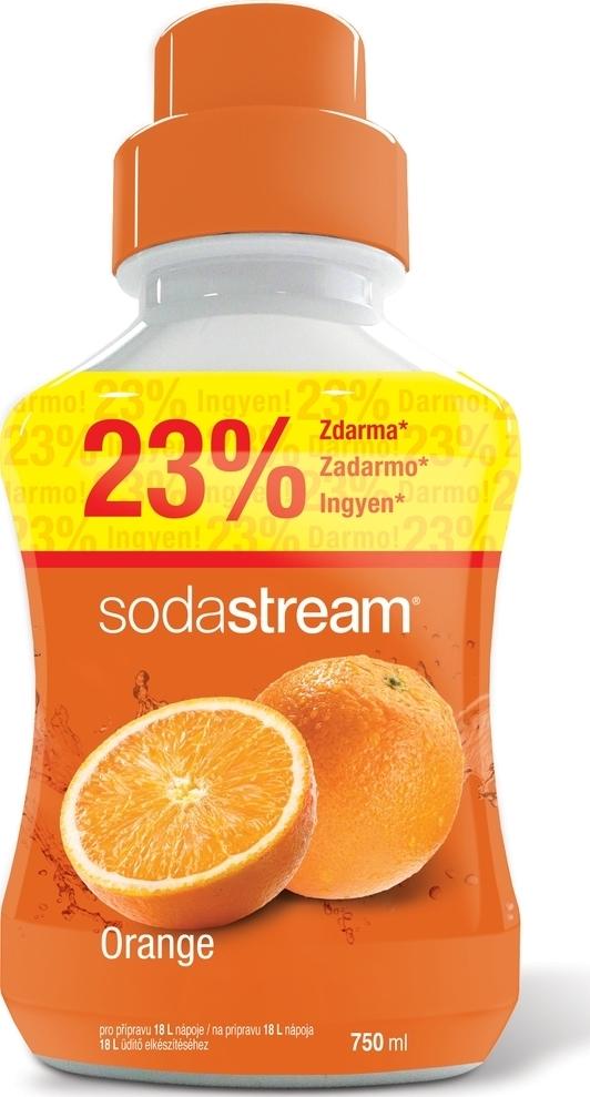 SodaStream Sirup Orange 750 ml