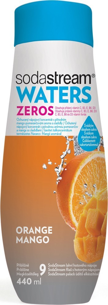 SodaStream Zero Pomeranč-Mango 440 ml