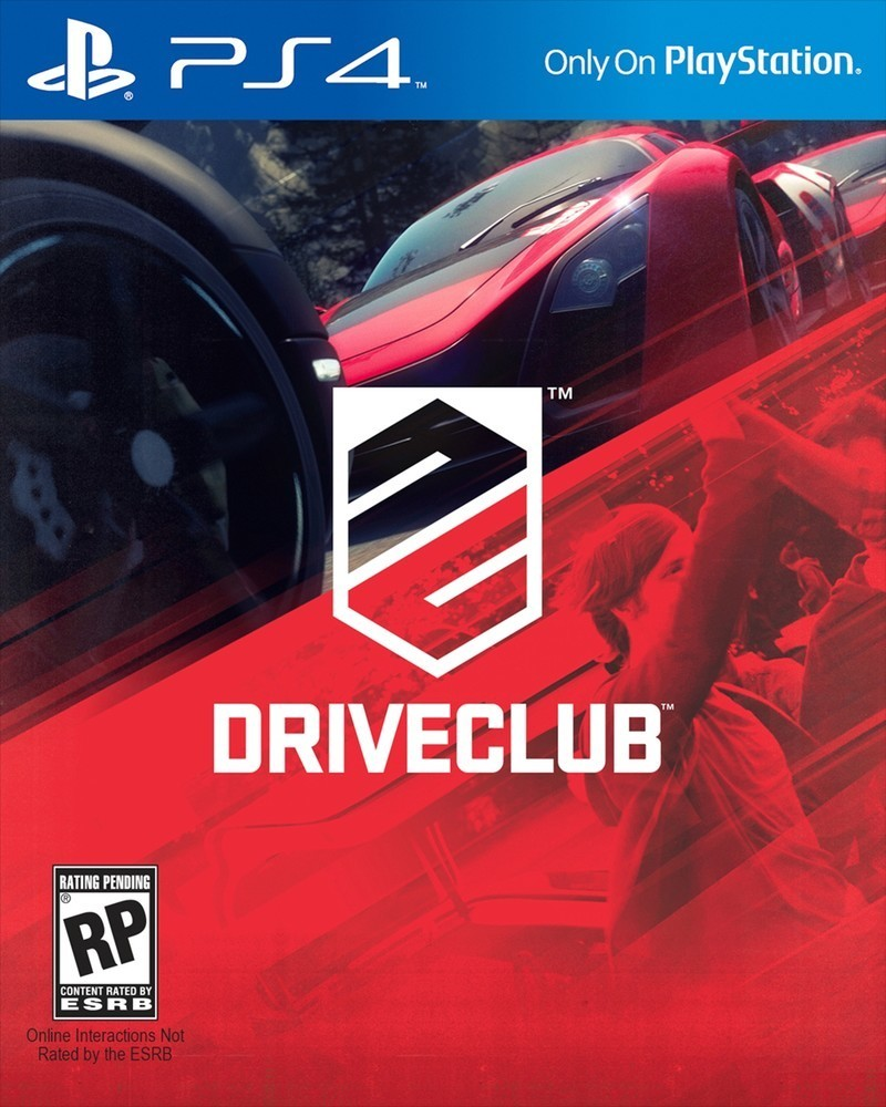 Sony DriveClub hra PS4