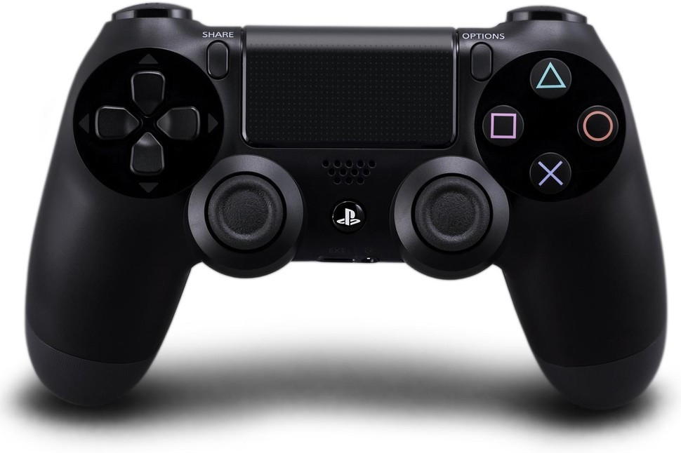 Sony Dual Shock PS4 black
