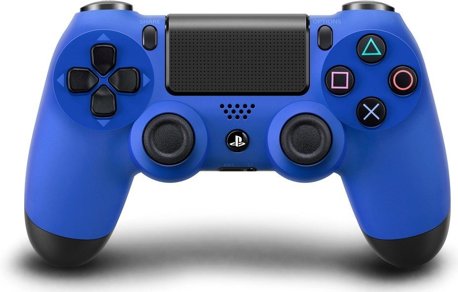 Sony Dual Shock PS4 blue