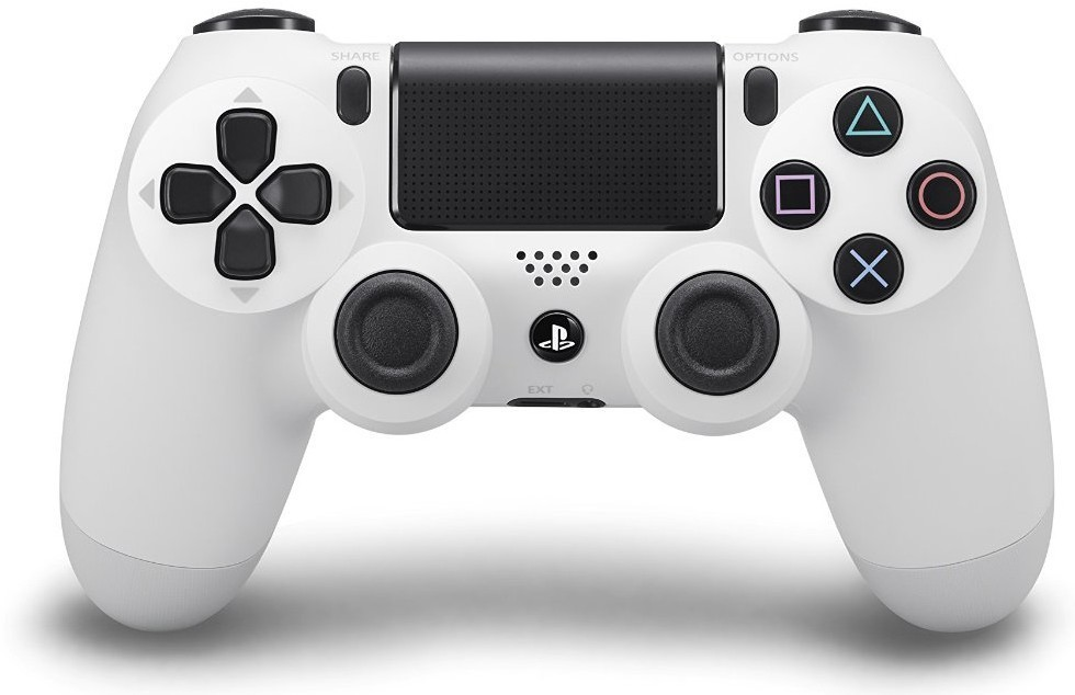Sony Dual Shock PS4 white