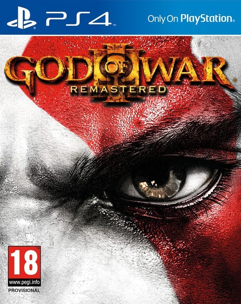 Sony God of War 3 PS4
