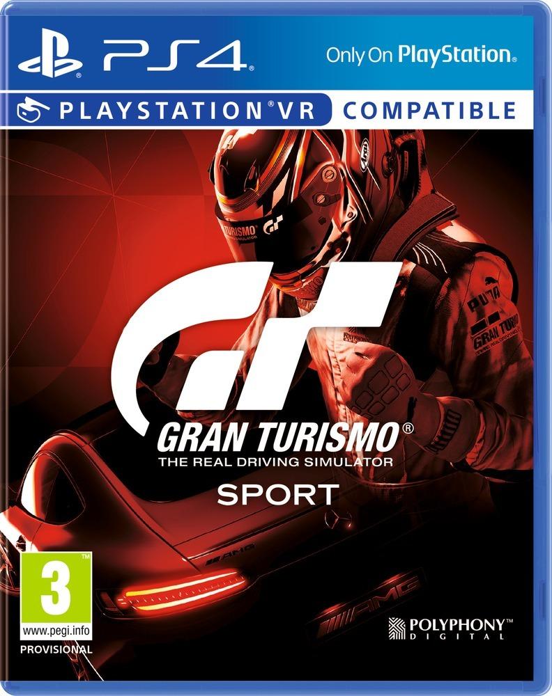 Sony Gran Turismo Sport hra PS4