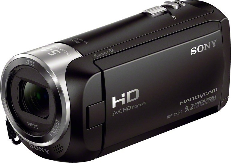 Sony HDR CX240EB