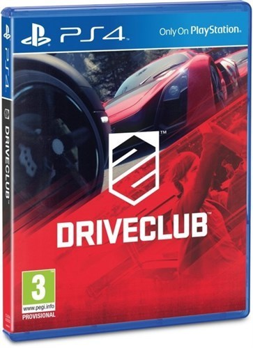 Sony Hra PS4 DriveClub