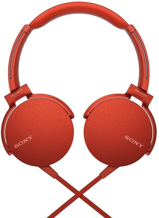 Sony MDR-XB550APR