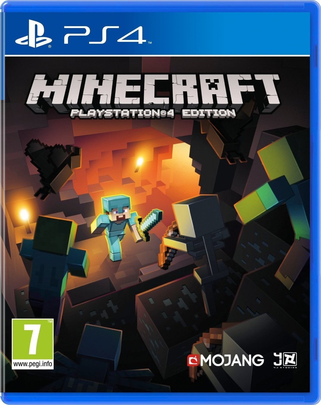 Sony Minecraft PS4
