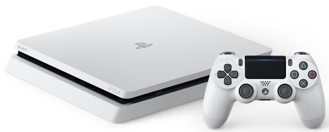 Sony PS4 500GB D slim White